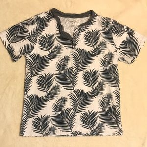 Boys Palm Tree Tee